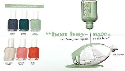 ESSIE Nail Lacquer- BON BOY-AGE 2018 Collection - 0.46oz- Pick Any Color