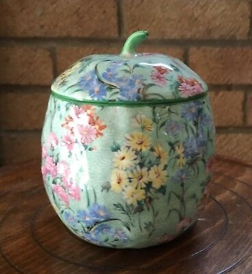 Shelley Melody Pattern preserve pot