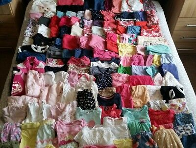 Extra Massive Girls Bundle 12-18 Months Over 140 Items!!!