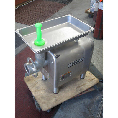 Hobart 4812 Meat Grinder, Great Condition