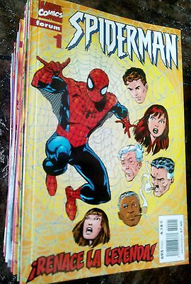 Spiderman. Vol. 3. Forum. Completa