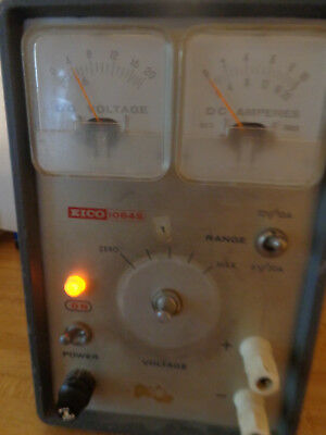 Vintage EICO 1064S Low Ripple Battery Eliminator and Charger DC Power Supply
