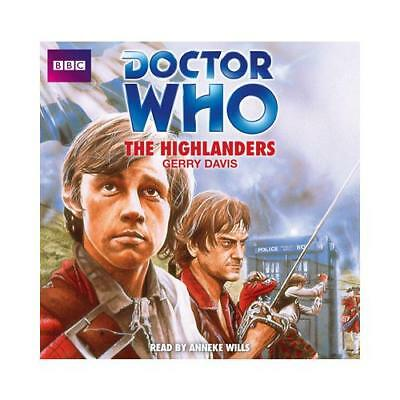 Doctor Who: The Highlanders by Gerry Davis (author), Anneke Wills (read by)