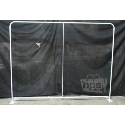 "Formulate Essentials 10Ft Straight Backwall Display Frame CDX-E011 116""x87""*"