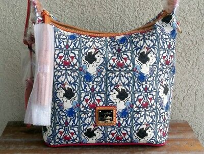 Sold Out! Disney SNOW WHITE Princess Tassel Crossbody Bag by Dooney & Bourke NWT