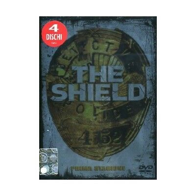 Sony Pictures dvd Shield (the) - Stagione 01 (4 Dvd) 2002 tv - Serie