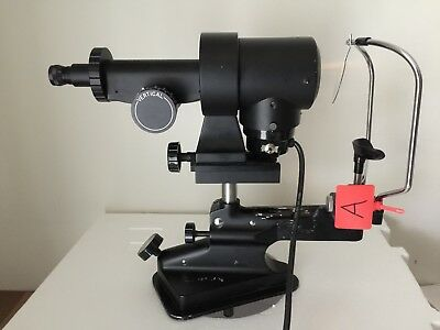 Preowned MARCO Keratometer S/N 14437 Model 1 - Retired in Working Condition