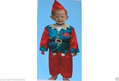 BULK WHOLESALE BUY - 6 x Santa's Littler Helper Christmas Dress Up Costume