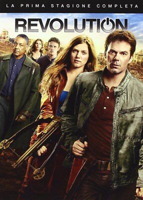 Warner Home Video dvd Revolution - Stagione 01 (5 Dvd) 2012 tv - Serie