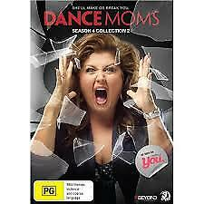 Dance Moms Season 4 Collection 2 DVD [New/Sealed]