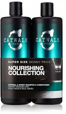 CATWALK By TIGI Oatmeal And Honey Tween Duo Shampoo And Conditioner For Dry, Ml