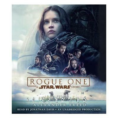 Rogue One: A Star Wars Story by Alexander Freed (author), Jonathan Davis (rea...