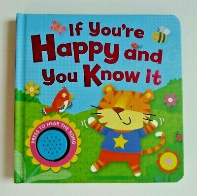 Incy Wincy Spider Single Sound Book Ages 0 Months+ Babies New Gift Board Book