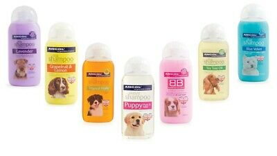 Ancol Dog Puppy Shampoo 200ml - Various Scents