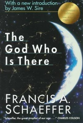 The God Who is There by Francis A. Shaeffer 9780830819478 (Paperback, 1998)