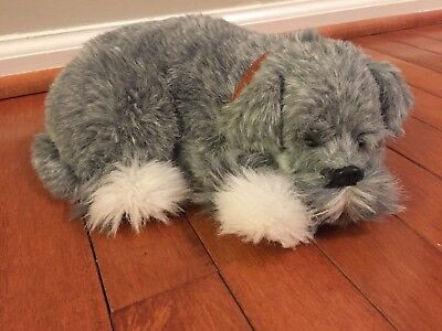 Perfect Petzzz Huggable Breathing Puppy Dog