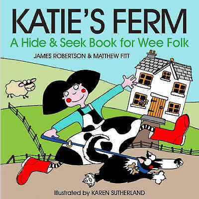 Katie's Ferm: A Hide-and-Seek Book for Wee Folk, New Books