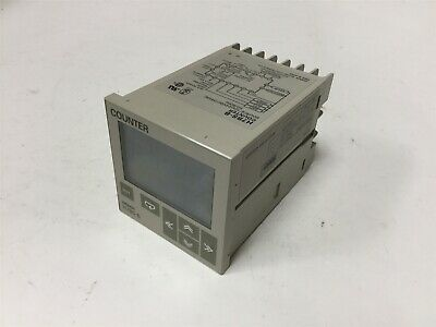 New Omron H7BS-B Counter, Source: 12-24VDC/24VAC, Range: 0.001 to 99.999