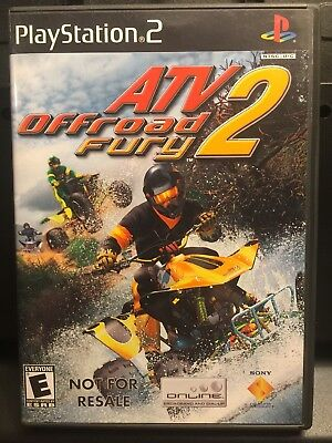 ATV OFFROAD FURY 2 (PLAYSTATION 2) Not For Resale Version