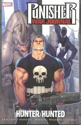 MARVEL COMICS Graphic Novel Punisher War Journal V3 Hunter Hunted By M.Fraction