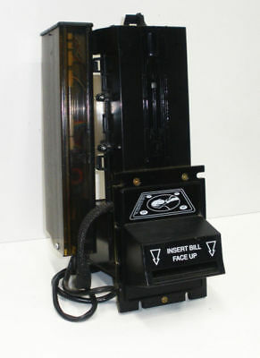 Coinco BA30B BA50B, Bill Acceptor, MDB & Pulse, Refurbished w/ 90 Day Warranty