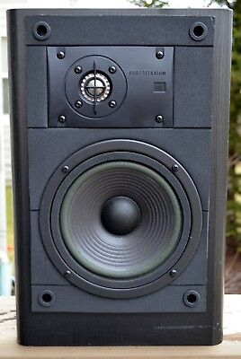 JBL LX 22 Bookshelf Speakers Titanium Tweeter 100 W 8 Ohms Single Speaker