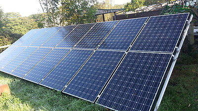 1.5Kva 1.2Kw 1200W Off Grid Solar Panel Kit Stand Alone System.free Electricity