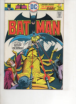 Batman 271 Very Fine 1975 Dc Bronze Age Comic
