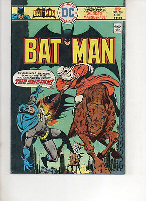 Batman 268 Very Fine 1975 Dc Bronze Age Comic