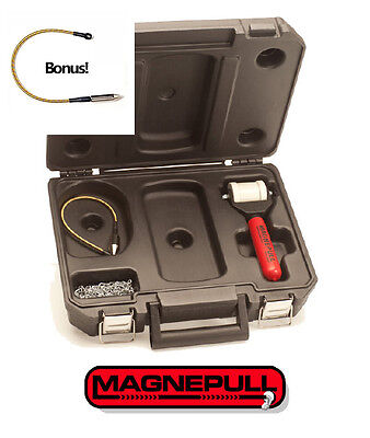 """NEW MAGNEPULL XP1000-LC Magnetic Wire Fishing System Professional 1/2"""" Bullet"""