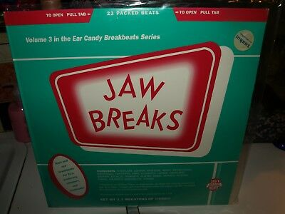 JAW BREAKS vinyl dj mix beats compilation album