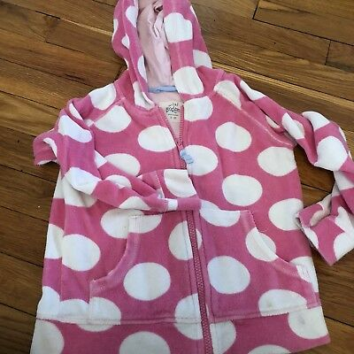 Mini Boden Terry Cloth Sweatshirt Girls Size 5