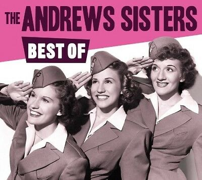 The Andrews Sisters - Best Of 5 Cd New+