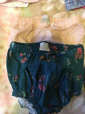 Mamas And Papas Baby Pants Knickers 0-6 months