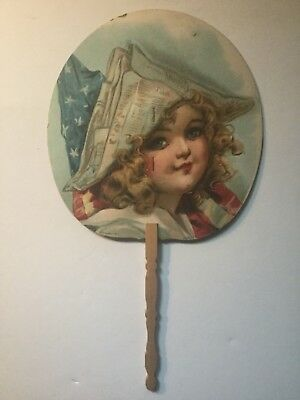 Lord Nelson Advertising Cigar Fan