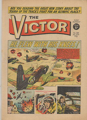 The Victor 388 Fine 27Th July 1968 Dc Thomson Silver Age Uk Comic
