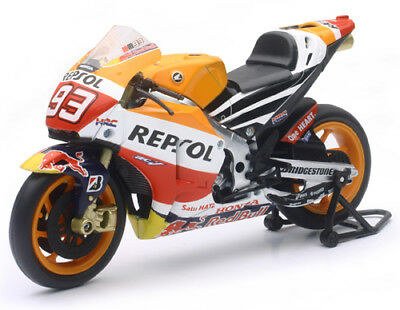 New Ray Toys NEW-RAY DIE-CAST REPLICA MARQUEZ REPSOL 2015 1:12 57753 15-5239