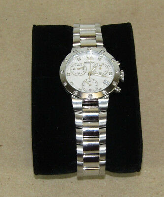 Bulova Women's Maiden Lane 96R202 Silver Stainless-Steel Quartz Watch