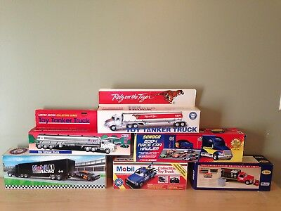 Mobile Collectible Toy Truck lot