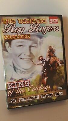 Roy Rogers: The King Of The Cowboys - The Ultimate Roy Rogers Collection (5 DVD)