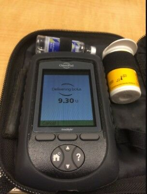 Omnipod PDM used. Works great. Make me an offer.
