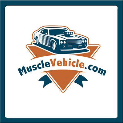 MuscleVehicle.com PREMIUM Muscle Cars/Vehicle/Auto/Racing Domain Name NO RESERVE