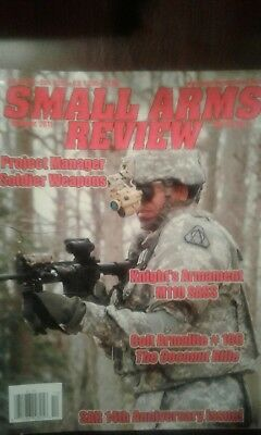 Small Arms Review, Volume 15, Issues 1-5