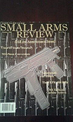 Small Arms Review, Volume 2, Complete 1-12.
