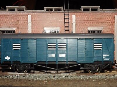 Toys & Hobbies Model Railroads & Trains Wrenn Oo Br Cct Van S2380s Green Utility Van