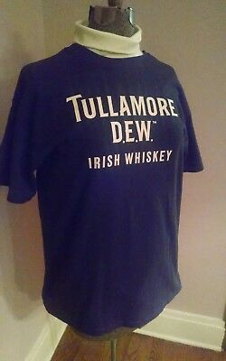 Tullamore D.E.W. Irish Whiskey T-SHIRT