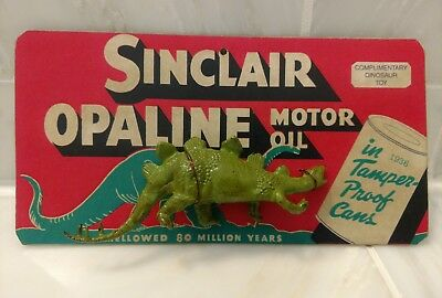1936 Sinclair Opline Motor Oil Dino Toy NEW Oil Collectable Sinclair Oil