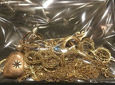 25 Grams 14k Gold Bracelets, Necklaces, Rings, Earrings, Wear, Resell, Or Scrap
