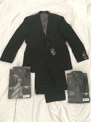 P.O.Box mens suit and shirts