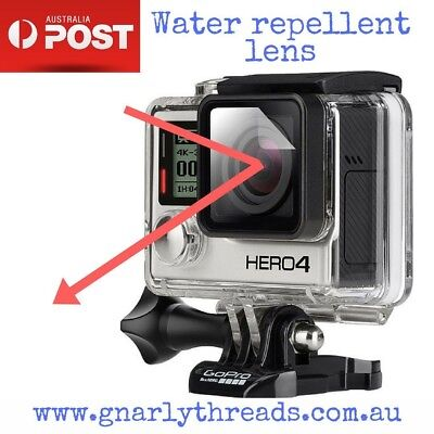 XClear Water Repellent Lens for GoPro HERO 3 / 4
